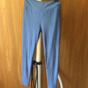Blue-grey Lularoe Leggings